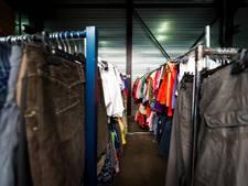 School toch optie voor kledingbank