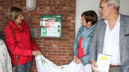 Comité Familiafeesten stelt AED-toestel voor en kondigt nieuwe editie aan