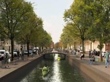 Plan om gedempte grachten te heropenen: 'Zo wordt Den Haag weer mooi'