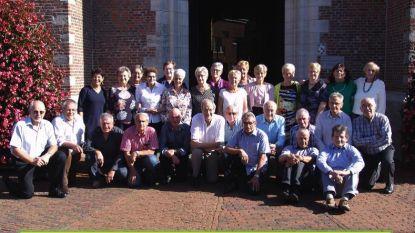 70-jarigen Sint-Lenaarts vieren feest