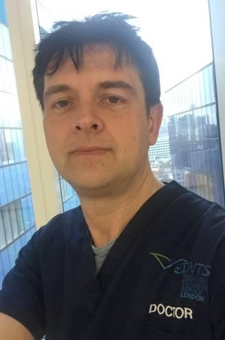 """Vlaamse arts in Londens grootste ziekenhuis: """"Ik zou  Belgische scholen sluiten"""""""