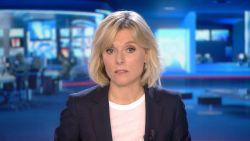 Zo zag het eerste nieuws van Cathérine Moerkerke eruit