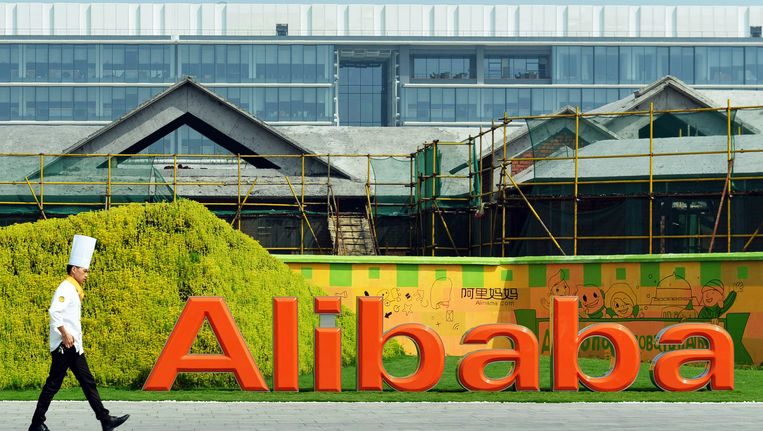Alibaba Beeld AP