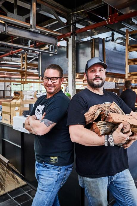 Pakken barbecue-restaurant én veganistische strandtent een horeca-award voor Rotterdam?