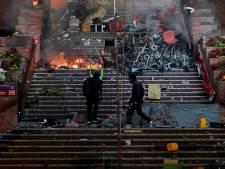 Nederlandse (19) met spoed weg uit Hongkong: 'Prachtige campus helemaal verwoest'