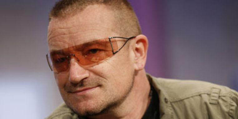 Bono. (AP) Beeld null