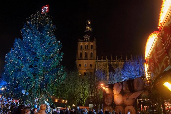 Bosch Winterparadijs.