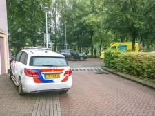 Man gewond na schietpartij in Zwolle, dader(s) op de vlucht: politie doet sporenonderzoek
