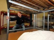 Extra bedden voor daklozen wegens winterkou