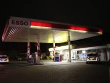 Gewapende overval bij tankstation in Oldenzaal