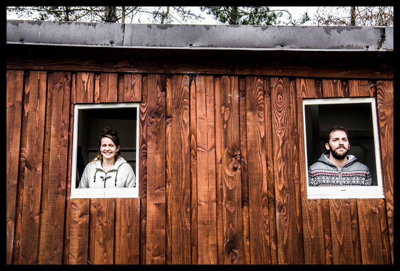 Jonas Geirnaert, Julie Mahieu, De Dag, 2018 Beeld Saskia Vanderstichele