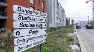 Stad trekt 95.000 euro uit voor voetpad in Kazernedreef