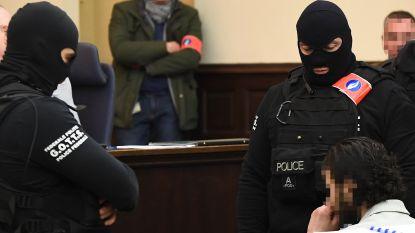 Salah Abdeslam niet in beroep tegen veroordeling voor schietpartij in Driesstraat