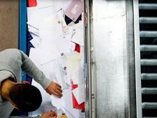 Acties bij Amsterdams sorteercentrum PostNL