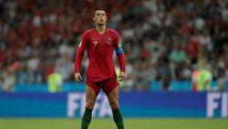 WK LIVE: Ronaldo geeft zijn geheim prijs voor een vrije trap - Deense spelers charteren privéjet voor kersverse papa