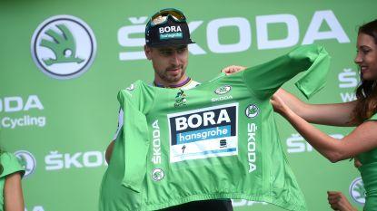 Sagan heeft truirecord van Merckx in zicht