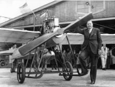 Geen Rotterdamse straatnaam voor 'foute' vliegtuigbouwer