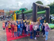 Extra feestje op laatste schooldag: nieuwbouw De Poorte en De Stappen komt eraan