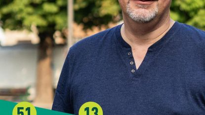 Dove kandidaat Michel Lacroix (Groen) strijdt voor toegankelijkheid