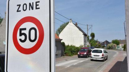 Meer dan helft bestuurders rijdt te snel in Grotenbroekstraat