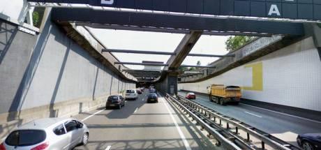 Verkeersinfarct rond Rotterdam gaat nog uren duren