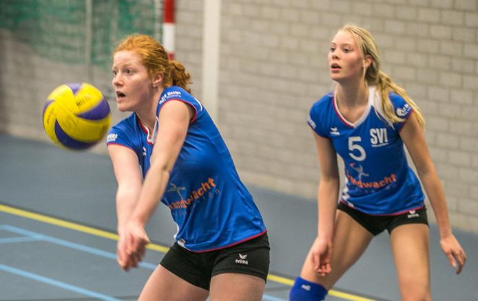 De vrouwen van SVI beginnen half september in Hoogeveen aan het bekertoernooi.