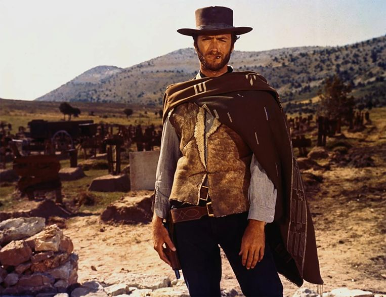 The Good the Bad the Ugly (1966). Beeld Filmbeeld