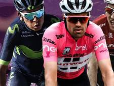 LIVE: Geen darmproblemen Dumoulin, drie renners in kopgroep