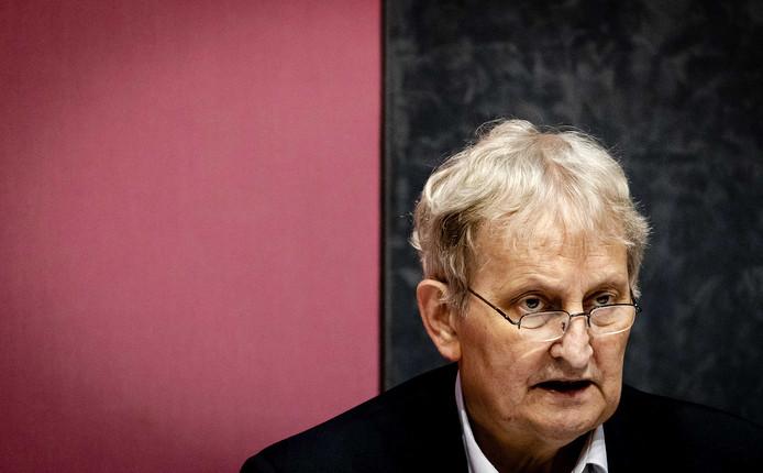 Burgemeester Eberhard van der Laan: 'Je wilt er alles aan gedaan hebben om een aanslag te voorkomen en dan moet je risico's kunnen nemen.'