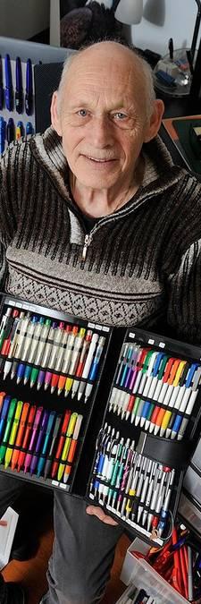 Vrolijk op weg naar de 100.000 pennen