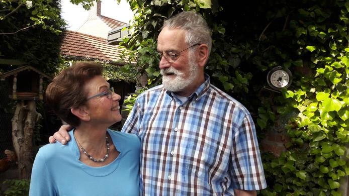 Het gouden paar Van Aarle.