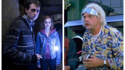 Voor elk wat wils: Neville uit 'Harry Potter' en Doc uit 'Back to the Future' komen naar België