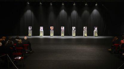 Leopoldsburg neemt afscheid van slachtoffers drama E314