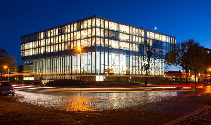Rechtbank in Zwolle.