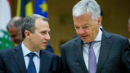 """Reynders: """"Misdaden IS niet ongestraft laten, maar verzoening ook belangrijk voor herstel Midden-Oosten"""""""