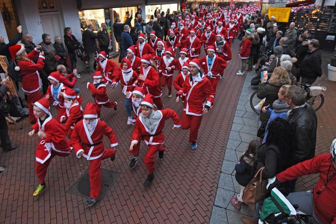 Santa Run Oosterhout