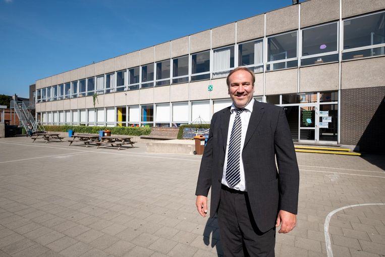 """Directeur Ivo Gielis van GTID: """"We hebben extra plaats nodig, de school barst uit zijn voegen."""""""