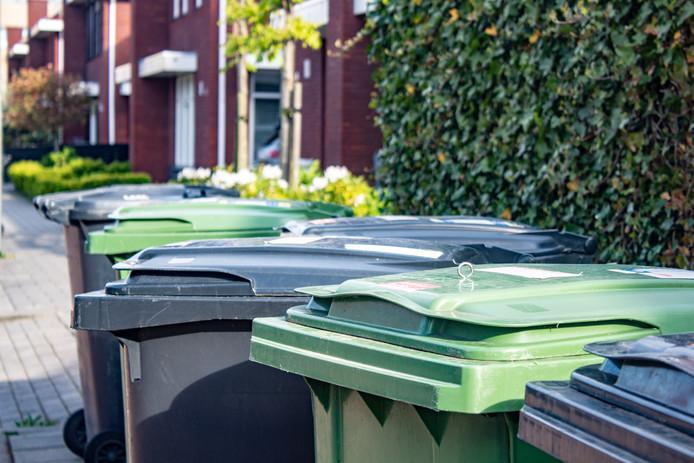 Afval uit groene en grijze containers gaat de komende maanden bij Twence allemaal naar dezelfde verbrandingsoven, als gevolg van de grote brand in de composteringsinstallatie.