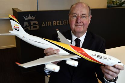 Air Belgium stelt opstart vluchten uit tot winterseizoen
