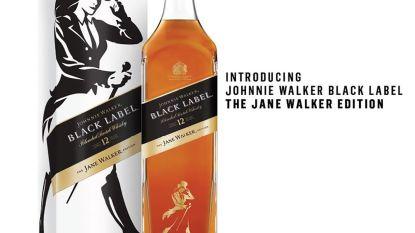 'Jane Walker' moet ook vrouwen aan de whisky krijgen