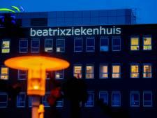 Coronapatiënten Beatrixziekenhuis gaan vaker thuis uitzieken