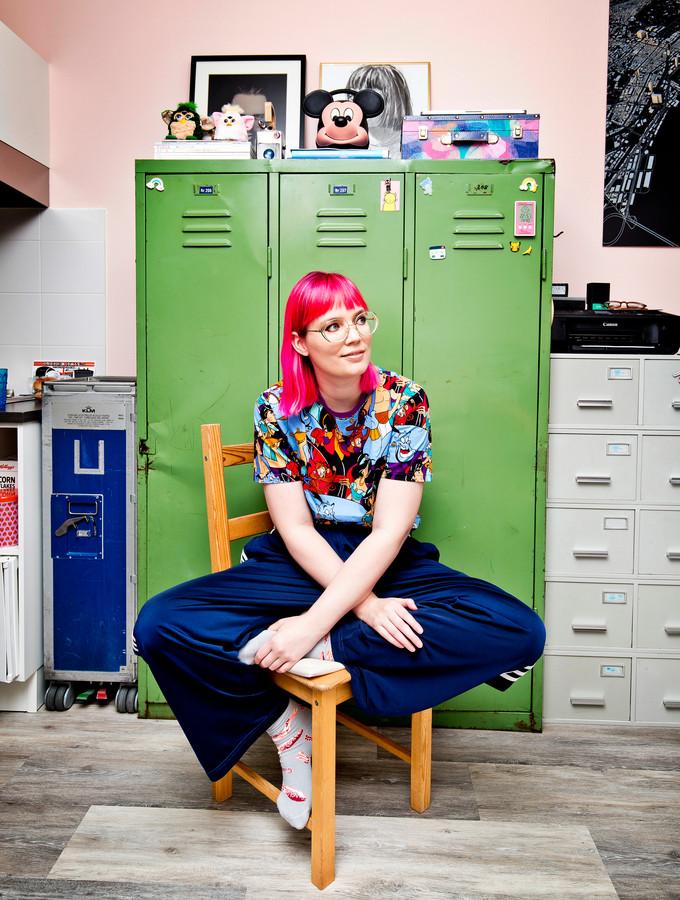 Bianca Toeps: ,,Mensen vliegen elkaar in de haren over de vraag of autisme een handicap is of niet.''