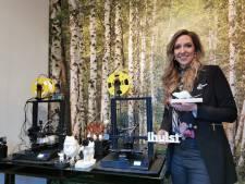 Marjolein en Pim van 3Dfiguur printen alles driedimensionaal: van huisdier tot skyline van Hulst