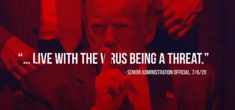 Oud-Republikeinen proberen Trump uit de tent te lokken met venijnige video's (en dat lukt)