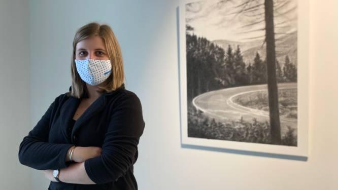 Mechelse palmt muren CC Ter Dilft in met expo 'The Eyes of Time'