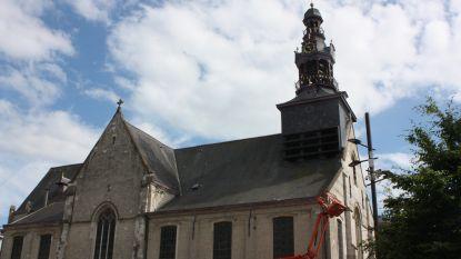 Toren dekenale kerk wordt gestabiliseerd in afwachting van grondige renovatie