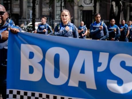 Minister Grapperhaus geeft toe: Boa's krijgen gemakkelijker wapenstok