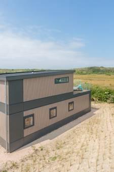 Stichting Duinbehoud: 'Breek te hoge vakantiehuisjes op campings af'