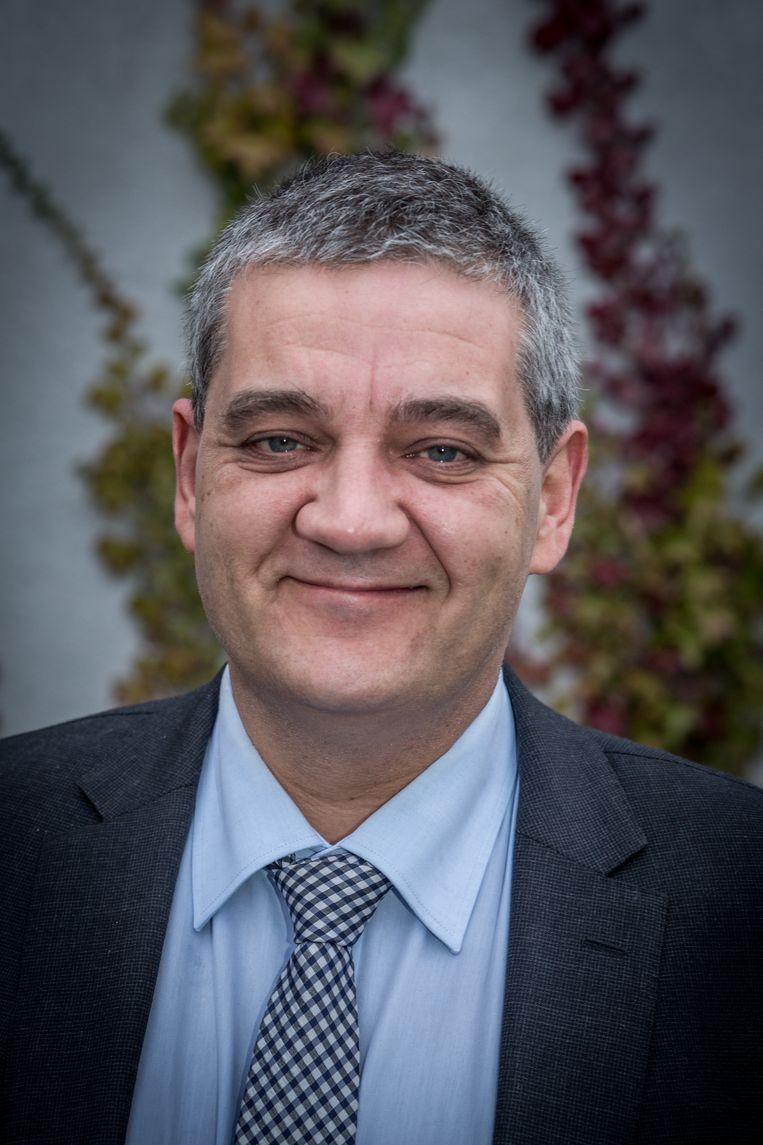 N-VA-fractieleider Steven Vandeput.