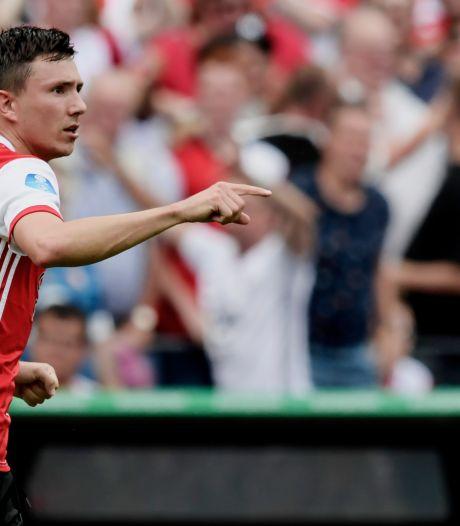 Berghuis liever bij Feyenoord dan PSV: 'Dat lijkt me duidelijk'